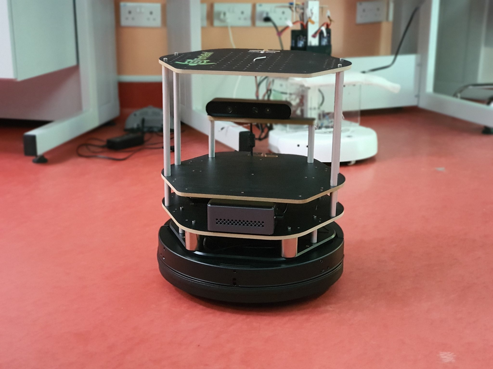 Another TurtleBot 2 added to Robolab