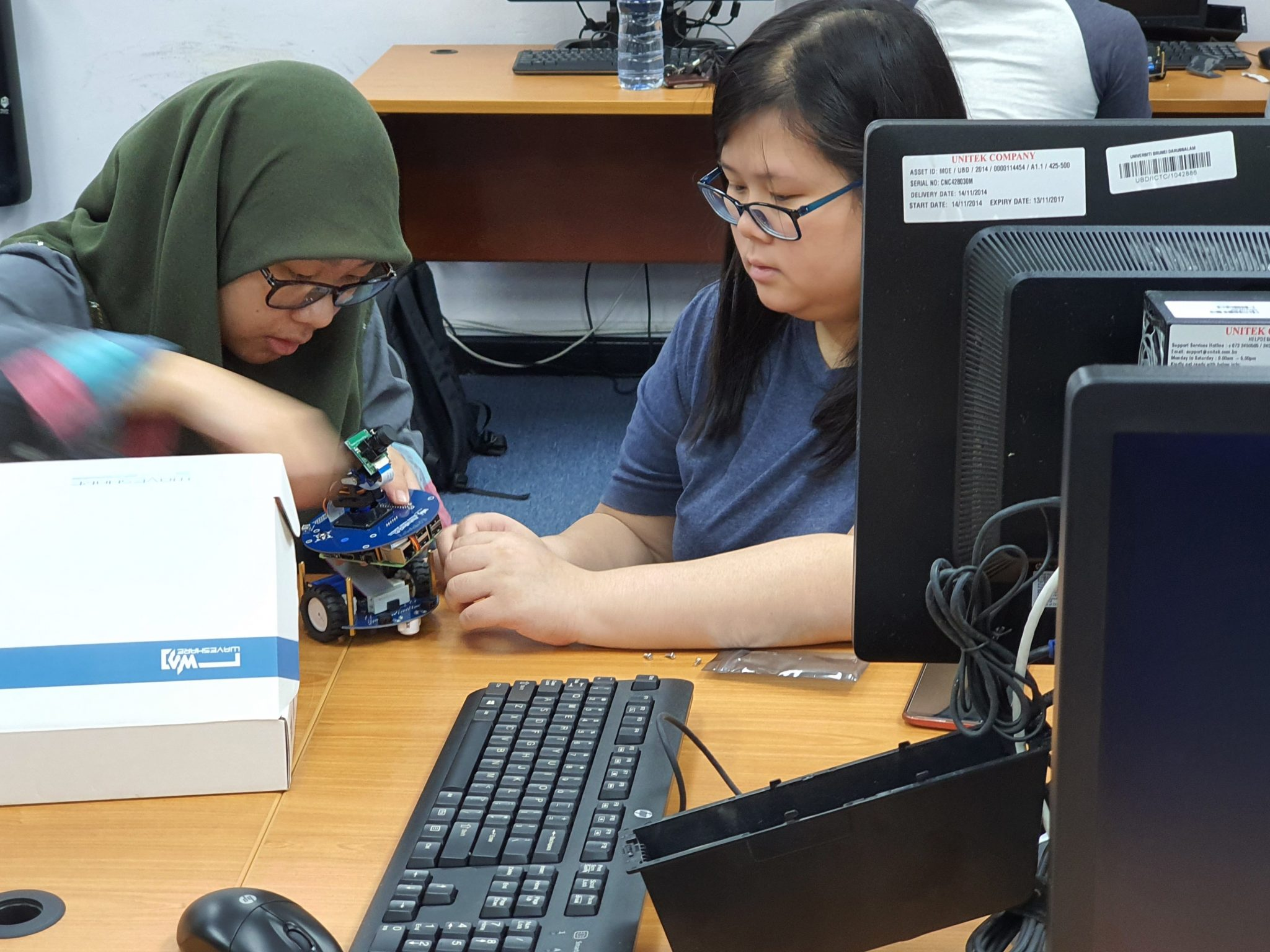New session of Robot Programming has started
